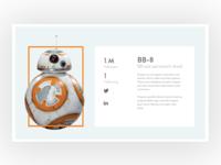 BB-8's User Profile