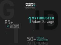 MongoDB World Type Poster