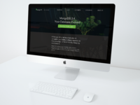 MongoDB 3.4 Product Page