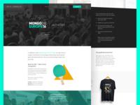 Mongodb Europe Activities Landing Page