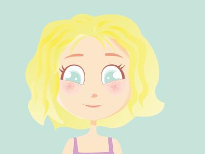 Baby щ вектор иллюстрация персонаж плоский дизайн персонажи брендинг дизайн персонажа