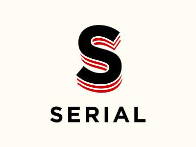 Serial Podcast Alternate Logo serial podcast logo