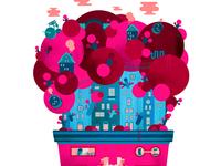 "Poster for Bonsaininja  ""The Perfect Studio"""