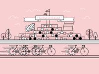 Giro d'Italia - Wip