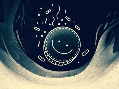 Happy pill