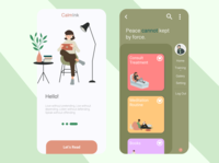 Third Self-Design : CalmInk