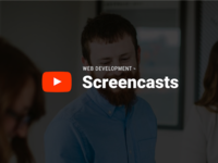 Screencast channel artwork