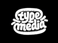 Type and Media hamburger