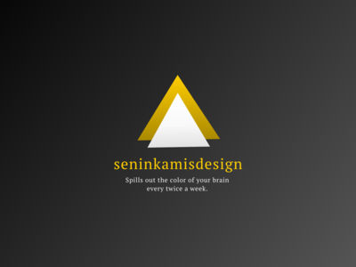 Logo Design for SeninKamisDesign Whatsapp Group Icon
