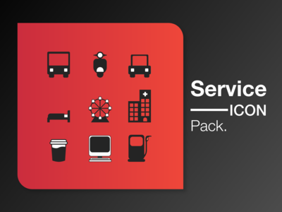 Service - Icon Pack