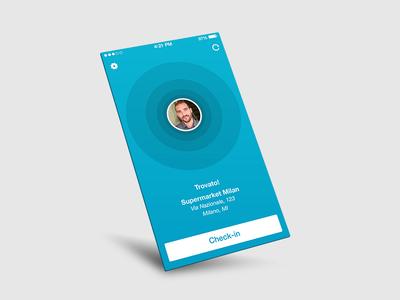 Check-in – UI App