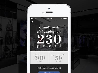 Voucher point - UI App