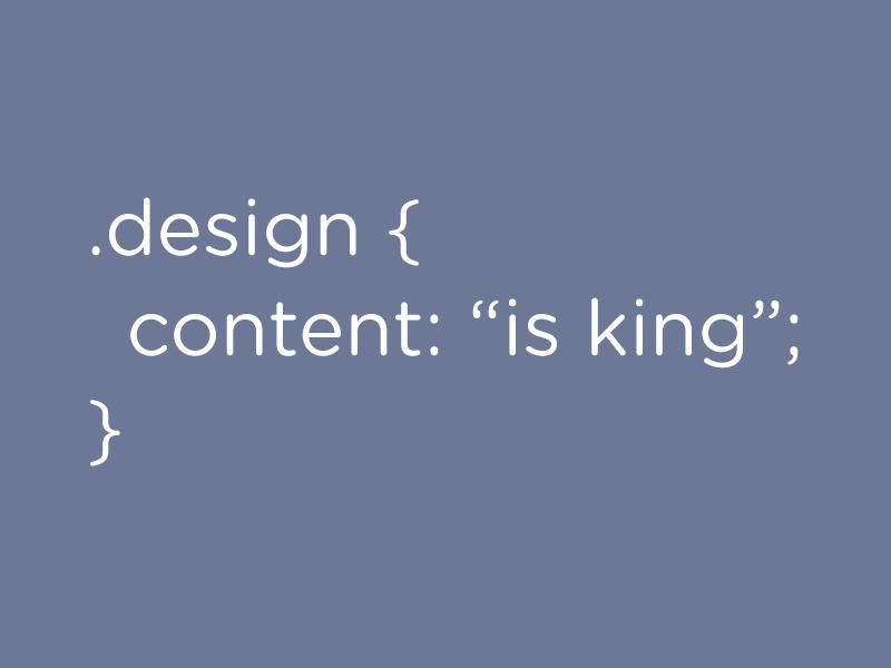 .design fun css design content king class flat ui material