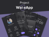 WakeApp - Project