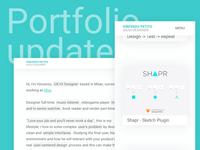 2017 Portfolio Update