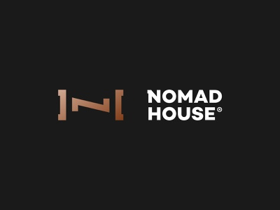 Nomad House logo workshops house nomad