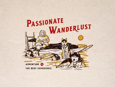 Passionate Wanderlust