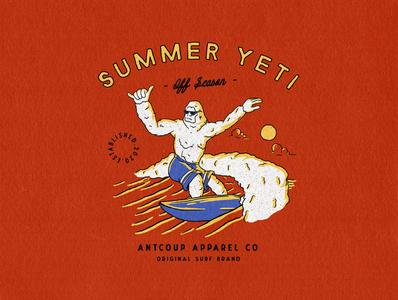 SUMMER YETI