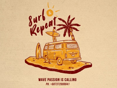 Surf & Repeat