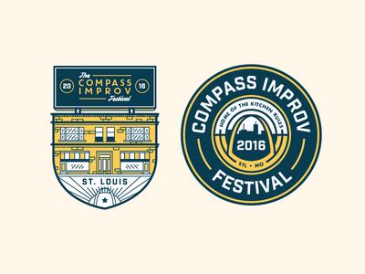 Compass Improv Festival WIP
