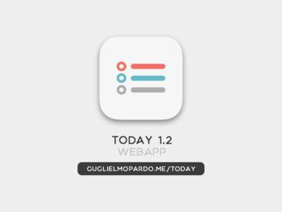 ToDay Webapp v.1.2