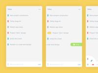 Updated ToDay app v.1.5