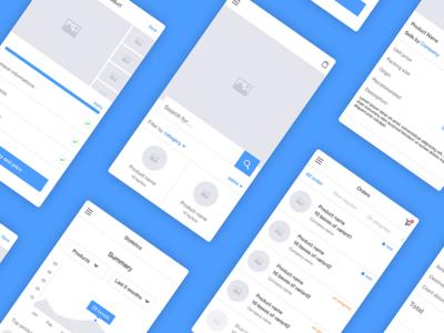 E-commerce App Prototype