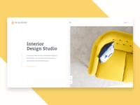 The Yellow Door - Homepage