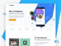 Homepage Exploration - Freelancer®