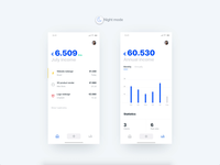 Income app - Dark Mode