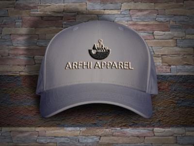 ARFHI Studios Hat Mockup