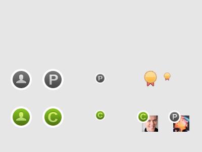 Icon / Bagdes