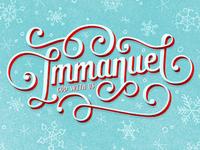 Immanuel Christmas Card