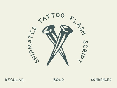 Shipmates - Tattoo Flash Script