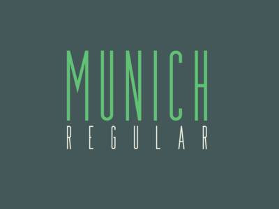 Munich Regular
