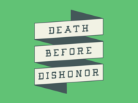Batter Up - Death Before Dishonor