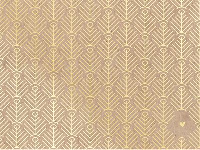 Michele Hart Photography Pattern braizen branding photography logo design pattern floral m heart geometric
