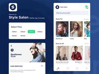 Style Salon Mobile App
