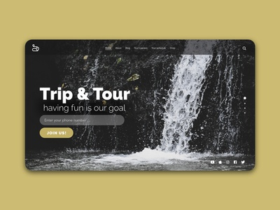 Waterfall Tour