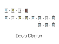 Doors Diagram