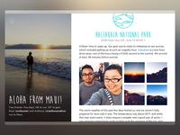 Adventures — Maui