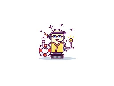 Ninja-support icons smile cut doodle mail iconfinder emotions illustration