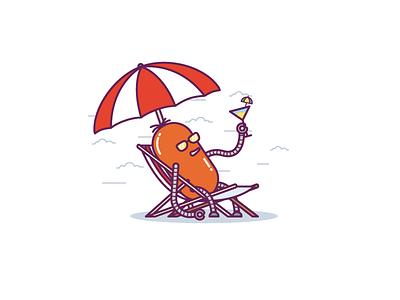 Iconfinder - Task Complete illustration emotions iconfinder beach doodle cut smile icons