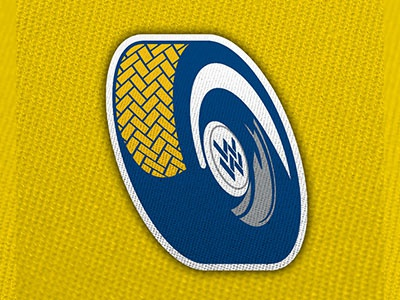 Wilmington Wheels Concept #2 concept branding design branding sports branding design hockey logo sports