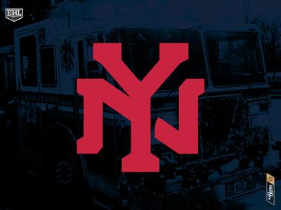 New York Responders - Secondary Logo