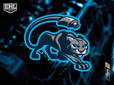 Kansas City Cats - Secondary Logo
