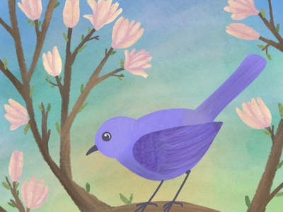 Springtime Bird