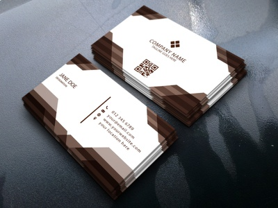 BUSINESS CARD template mockup business black white design colorful illustrator cmyk modest simplistic mnimalist