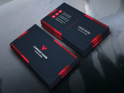 BUSINESS CARD business card template business card design business card mockup business card business black white design colorful illustrator cmyk modest simplistic mnimalist