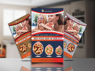 Flyer Design For Restaurant/Food Shop